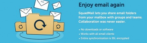SquadMail - Enjoy email again