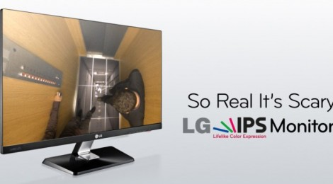 So Real it's Scary - Viral LG Commercial