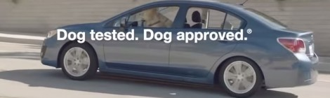 "Subaru ""Dog Tested"" Commercial"
